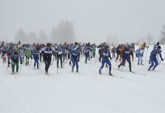 44TH Geschmossel Classic Nordic Ski Race at Bretton Woods