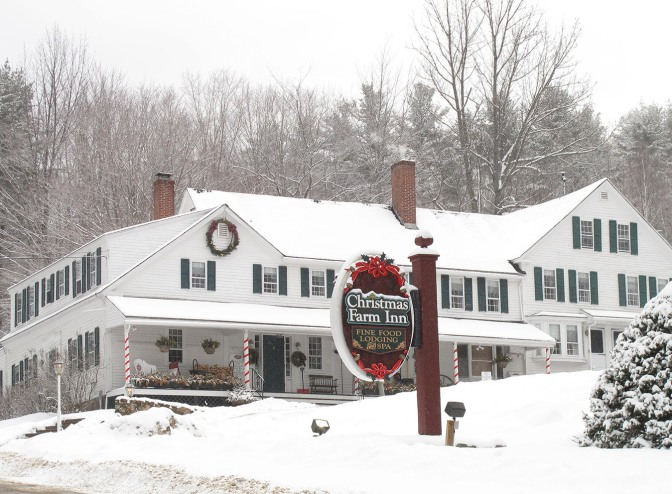 Special Wine Dinner at the Christmas Farm Inn & Spa