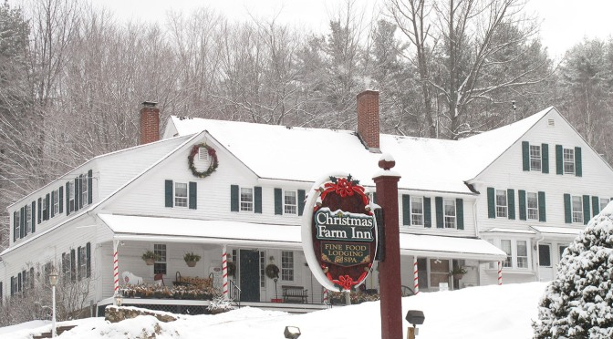 Special Wine Dinner at the Christmas Farm Inn & Spa - Christmas Farm Inn Jackson Nh In And Around Mt. Washington Valley, NH