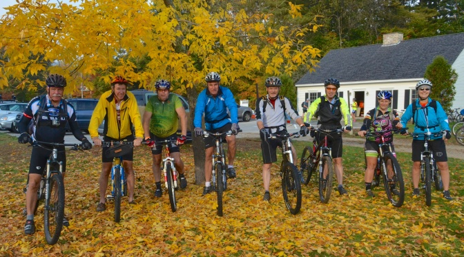 North Conway Library's Annual Bike For Books- MTB Adventure Rides Fundraiser Sept. 30: Registration is now OPEN!