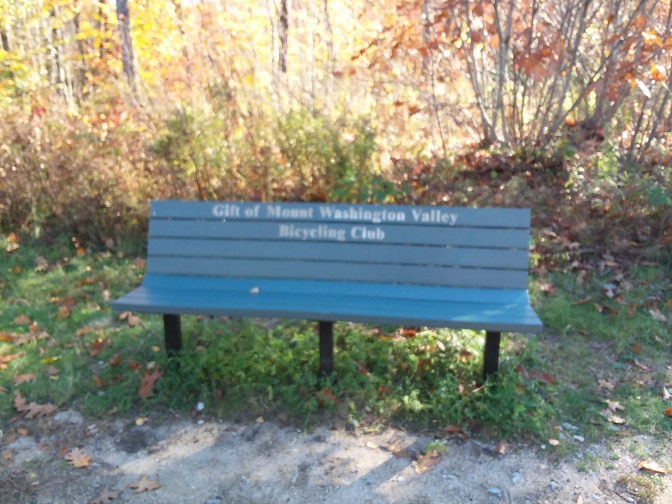 Gibson Center Seniors Learn About and Experience A Recreation Path