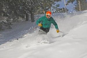 King Pine Skier