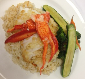 Seafood Fest at White Mountain Hotel