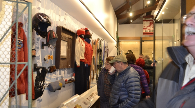 Eastern Slope branch of the New England Ski Museum opens in North Conway Village