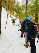 Ice Climbing North Conway NH