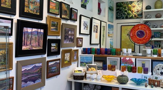 Art as a Destination: Jackson Art Studio and Gallery.