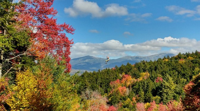Great Ideas for Fall Family Fun in the Mt. Washington Valley, NH