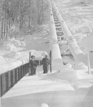 What Sets East Coast Skiing Apart? New England Ski Museum Answers.