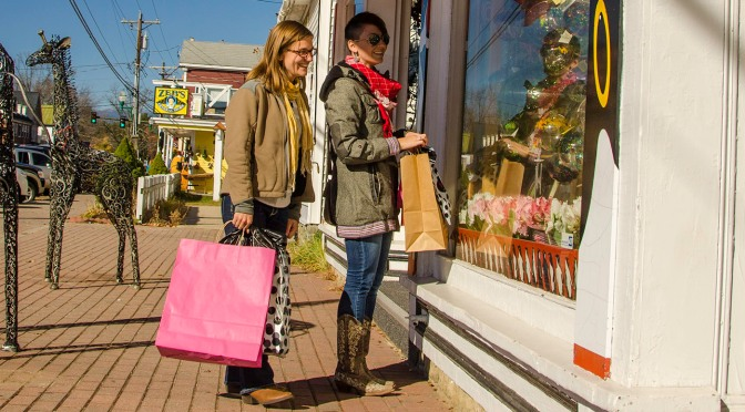 Shopping Events in Mt. Washington Valley