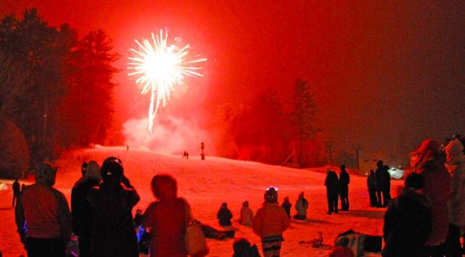 New Year's Eve in the Mt. Washington Valley!