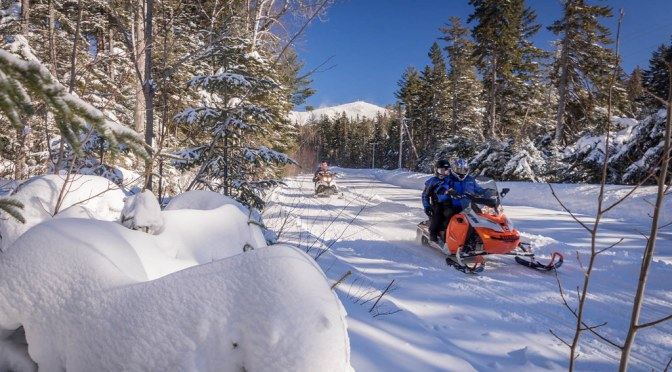 Snowmobile Insurance to Ensure Years of Riding Pleasure