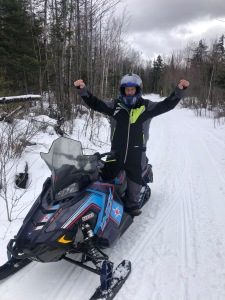 snowmobiling in north conway, nh
