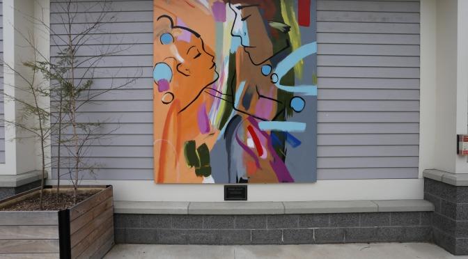 World Art Day in Mt. Washington Valley!